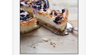 "Cheese Cake - Goda och glutenfria tårtor i nya kokboksappen ""Cook & Bake Gluten Free"""