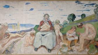 Alma Mater, 1914-15