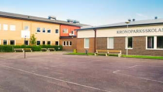 Pressinbjudan - invigning av Kronoparksskolans nyrenoverade bibliotek