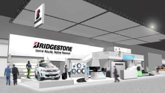 Bilmässan i Paris 2012 - ekologi och säkerhet är inriktningen för Bridgestone