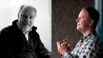 Anders Eliasson (foto: Tony Lundman), Sakari Oramo (foto: Benjamin Ealovega)