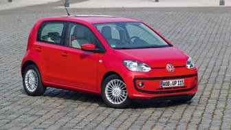 Volkswagen er danskernes favorit for fjerde år i træk