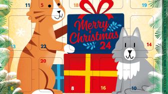 MultiFit Adventskalender für Katzen, UVP: 4,99 €