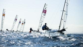 De svenska OS-medaljörerna väljer att träna på Kanarieöarna