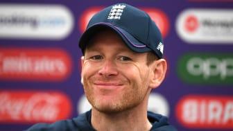England ODI captain, Eoin Morgan