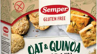 Havre og Quinoa brødblanding