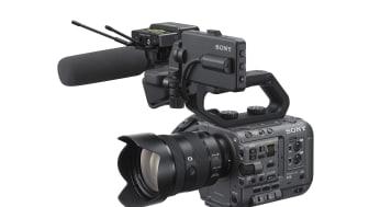 Камеры Sony Cinema Line обеспечивают кинематографическую картинку