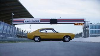 Az 50 éves Ford Capri