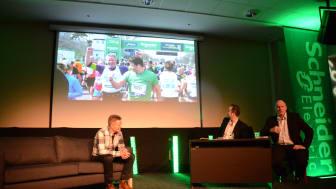 Talkshowet, Senkveld: I sofaen Runar Hansesætre, Country President i Schneider Electric