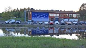 Carstedts Bil, Umeå.