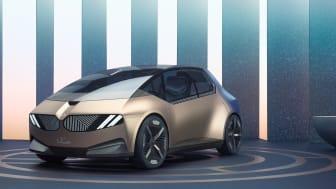 BMW i Vision Circular: Den 100 % sirkulære BMW-en i 2040