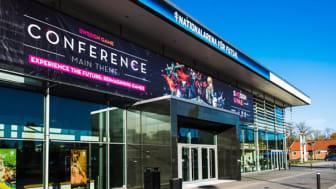 Sweden Game Conference pågår i Arena Skövde 17-19 oktober.