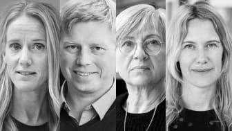 Fyra svenska medarbetare blir Associated Partners i danska Arkitema