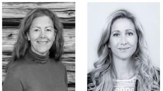 Paola Ingeby och Evelin Vastero