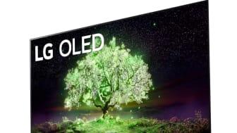 LG OLED TV, A1