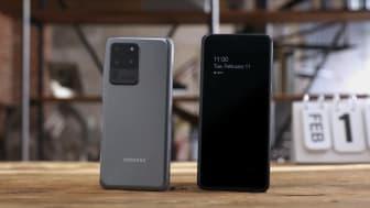 Stor efterfrågan på Samsung Galaxy S20 Ultra – fler enheter till Norden