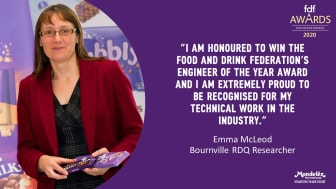 Winning Big at the Food and Drink Federation 2020 Awards