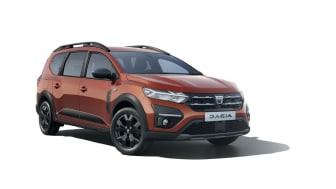 Dacia Jogger - ny sjusitsig familjebil