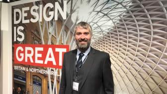 Alan Goodliffe arbetar på Department for International Trade och på den brittiska ambassaden i Stockholm.