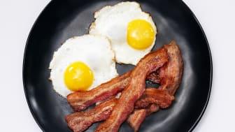 Klassiker hyllas: Internationella Bacondagen infaller på lördag. Mums!!