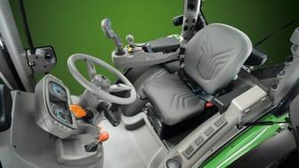Ny specialtraktor från Deutz-Fahr,med steglös transmission