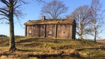 Råskogsstugan i Brålanda socken, Dalsland.