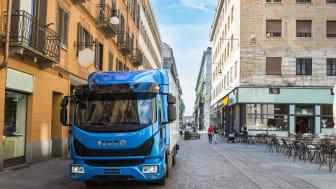 New Iveco Eurocargo