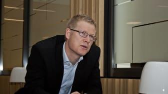 Håkon H. Sætre är mannen som fått förtroendet att leda den aktivt förvaltade Nordenfonden till nya framgångar.