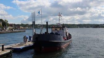 Tankbåt, bild Petrobell