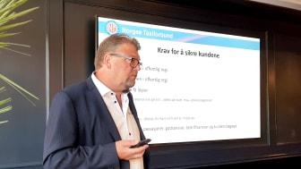 Dumpingpriser som ingen sjåfør kan leve av, ulovlig omgåelse av taksameterkravet og ukontrollerbare økonomiske transaksjoner, er allerede et faktum i Oslo, skriver NT-leder Øystein Trevland.