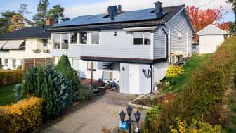Otovo har installerat över 4000 solcellsanläggningar i Norge och Sverige.