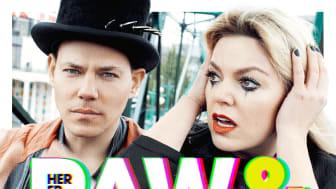 """Paw&Lina er klar med ny single og video til """"JKGLDOG"""""""