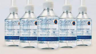 OXISKIN™ – skonsam, miljövänlig, långtidsverkande och effektiv!