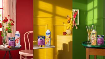 Låt Yoggi Samoa sätta färg på ditt hem