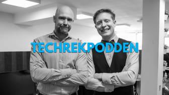 Alexander Björneheim, Eyevinn, och Carl-Johan Hamilton, Techrekpodden (Ants)