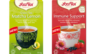 YOGI TEA Green Tea Matcha Lemon och Immune Support