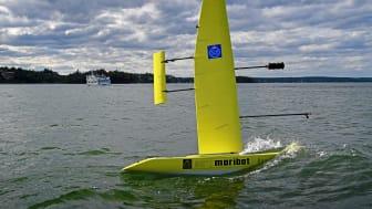 KTH-forskarnas båt ska bli självseglande