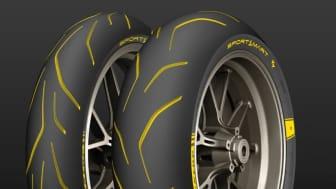 Dunlop SportSmart TT – tävlingsvinnande teknologi för banan och gatan