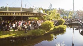 Över 50 danstillfällen på Polketten i sommar