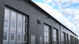 Garageportexperten utökar sin satsning på industriportar genom nytt samarbete med Torverk