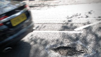Poor state of local roads is number-one concern for drivers despite drop in car use in the pandemic