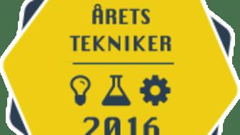 Årets Tekniker 2016