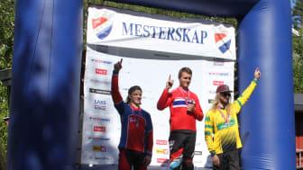 Sandbu, Bergby, Rønning og Leivsson ble Norgesmestere i NM Utfor 2017