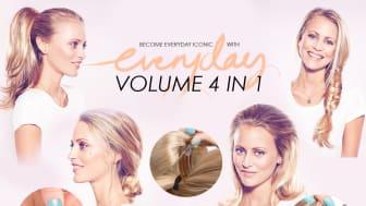 Rapunzels vårnyhet Everyday Volume lanseras idag