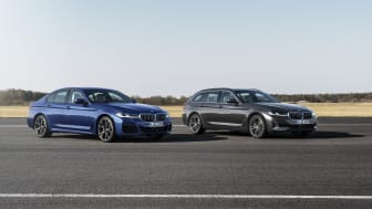 Ny BMW 5-serie i topform og udvidet modeludvalg