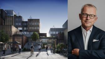 XVIVO Perfusion är nästa stora Medtech-företag att skriva på för sitt nya kontor i GoCo Health Innovation City, Life Science-staden som växer fram bredvid AstraZeneca i Mölndal.