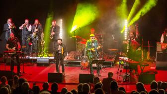 Peter Carlsson och Kjell Gustavsson Rhythm&Blues Orchestra till Dalhalla i sommar