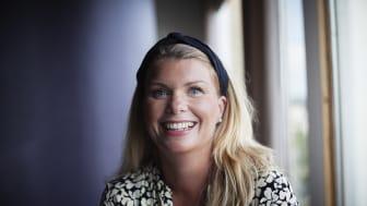 - Att vi uppmärksammas på det här sättet ger energi och visar att vi är på rätt väg med vårt arbete, säger Sofia Svahn på Löfbergs.