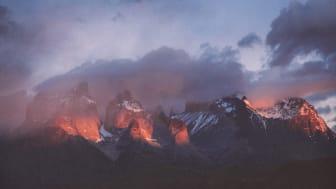Bild från Patagonien