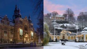 Samfundet Nordiska museets och Skansens Vänner skänker två miljoner till verksamheterna Nordiska museet och Skansen